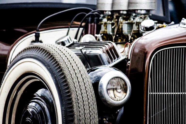 pièce détachée vieille voiture