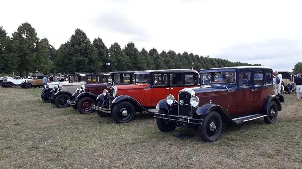 100 ans Citroën 2019